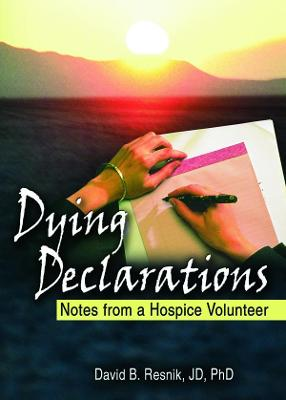 Dying Declarations book