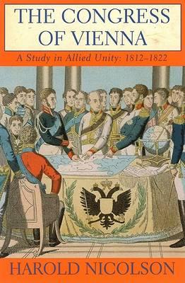 Congress of Vienna book