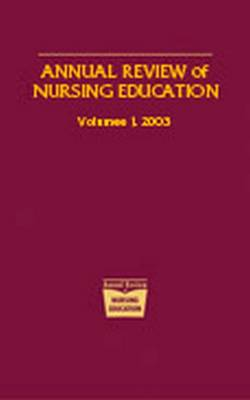 Annual Review of Nursing Education v. 1 by Marilyn H. Oermann