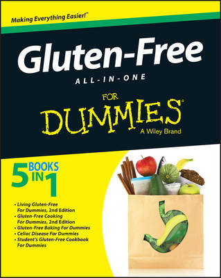 Gluten-free All-In-One for Dummies by Consumer Dummies