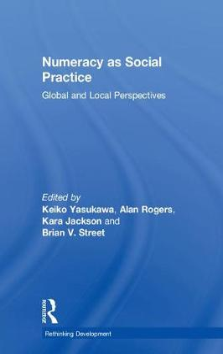 Numeracy as Social Practice by Keiko Yasukawa