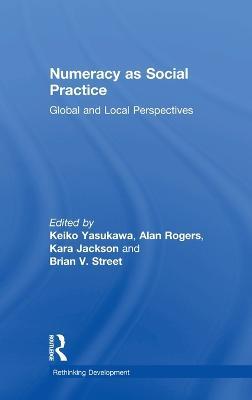 Numeracy as Social Practice book