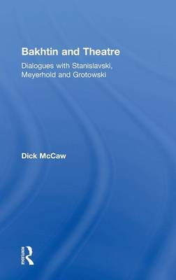 Bakhtin and Theatre book