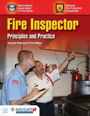 Fire Inspector: Principles And Practice + Fire Inspector: Principles And Practice Student Workbook by IAFC