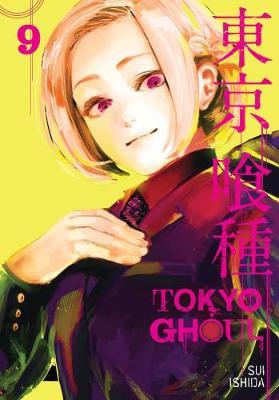 Tokyo Ghoul, Vol. 9 book