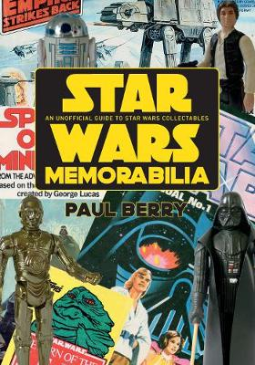 Star Wars Memorabilia book