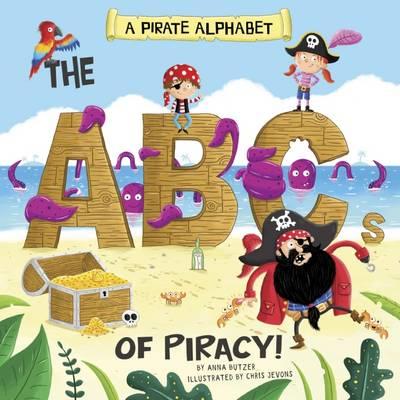 A Pirate Alphabet by Anna Butzer
