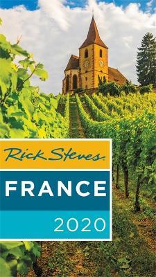 Rick Steves France 2020 book