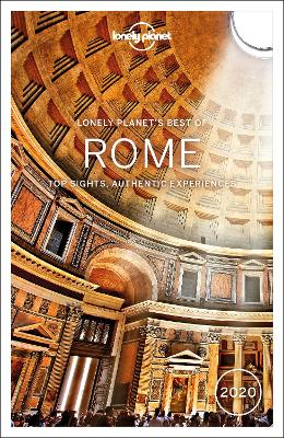Lonely Planet Best of Rome 2020 book