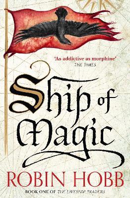 Ship of Magic book