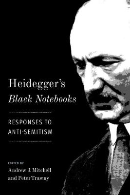 Heidegger's Black Notebooks: Responses to Anti-Semitism by Peter Trawny