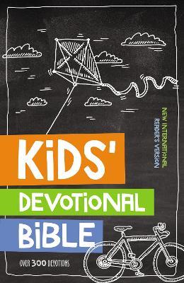 NIrV Kids' Devotional Bible, Hardcover by