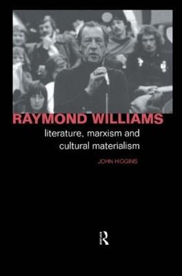 Raymond Williams by John Higgins