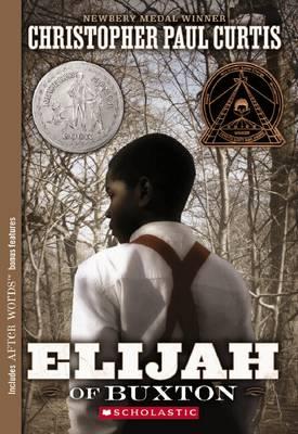 Elijah of Buxton book