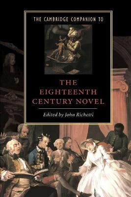The Cambridge Companion to the Eighteenth-Century Novel by John  Richetti