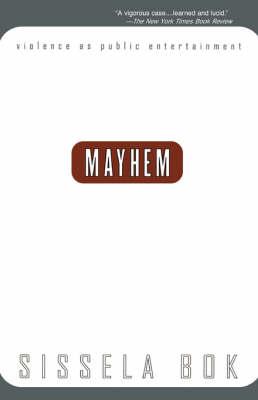 Mayhem book