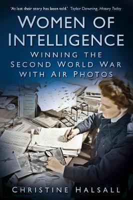 Women of Intelligence by Christine Halsall