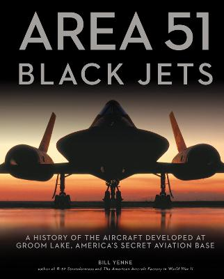 Area 51 - Black Jets by Bill Yenne