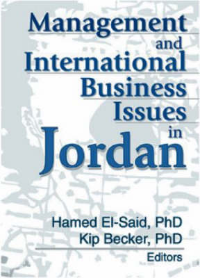 Management and International Business Issues in Jordan by Kip Becker