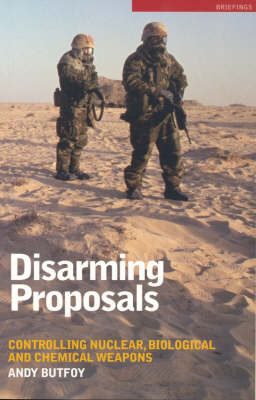 Disarming Proposals by Andy Butfoy