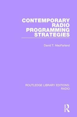 Contemporary Radio Programming Strategies book