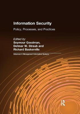 Information Security by Seymour Goodman