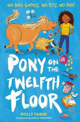 Pony on the Twelfth Floor book