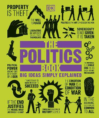 The Politics Book by DK