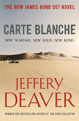 Carte Blanche by Jeffery Deaver