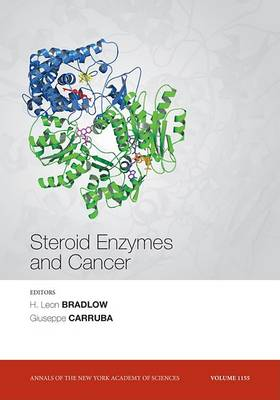 Steroid Enzymes and Cancer by H.Leon Bradlow