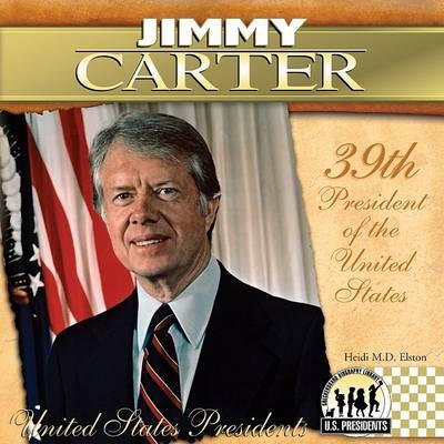 Jimmy Carter by Heidi M D Elston