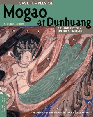 Cave Temples of Mogao at Dunhuang by Roderick Whitfield