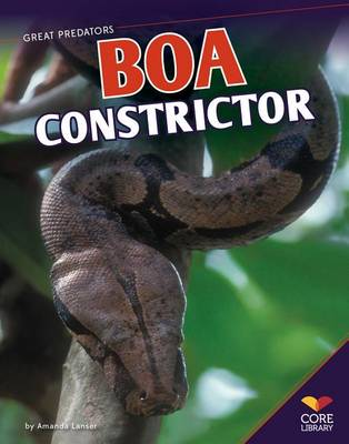 Boa Constrictor by Amanda Lanser