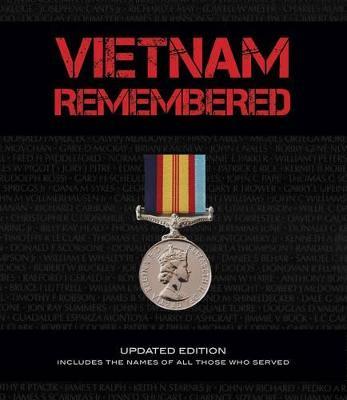 Vietnam Remembered book