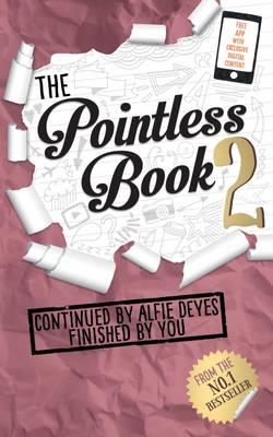 The Pointless Book 2 by Alfie Deyes