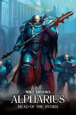 Alpharius: Head of the Hydra book