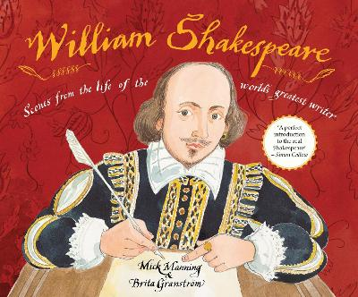 William Shakespeare by Mick Manning