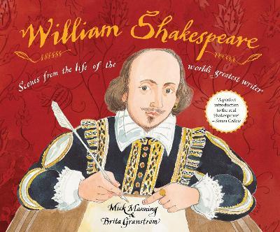 William Shakespeare book