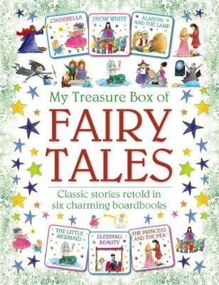 My Treasure Box of Fairy Tales by Jan Lewis