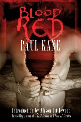 Blood Red by Professor of English Paul Kane