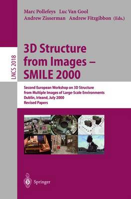 3D Structure from Images - SMILE 2000 by Marc Pollefeys