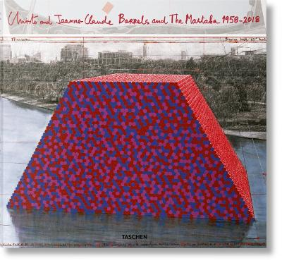 Christo and Jeanne-Claude. Barrels and The Mastaba 1958-2018 book