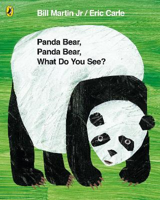 Panda Bear, Panda Bear, What Do You See? book