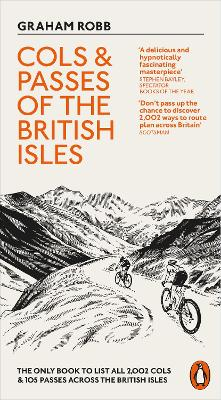 Cols and Passes of the British Isles by Graham Robb