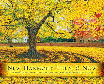 New Harmony Then and Now by Darryl D. Jones