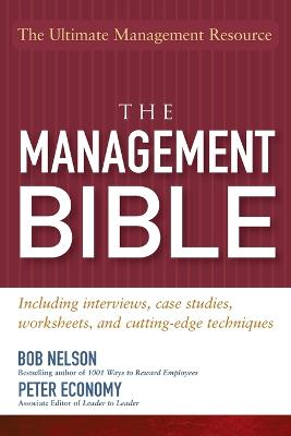 Management Bible by Bob Nelson