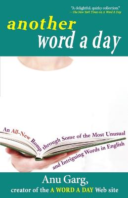 Another Word a Day book