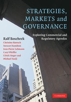 Strategies, Markets and Governance book