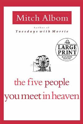 The Large Print by Mitch Albom