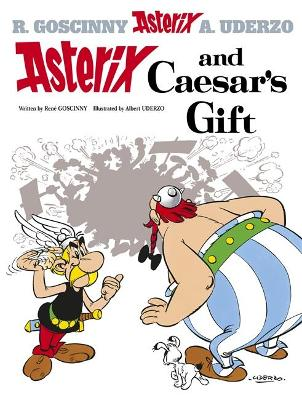 Asterix: Asterix and Caesar's Gift by Rene Goscinny